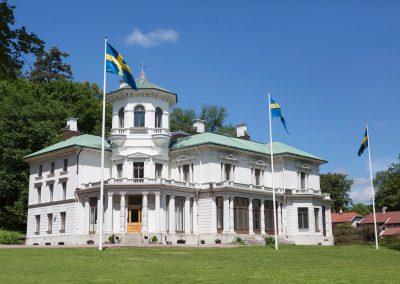 Överås slott - Festlokal i Göteborg